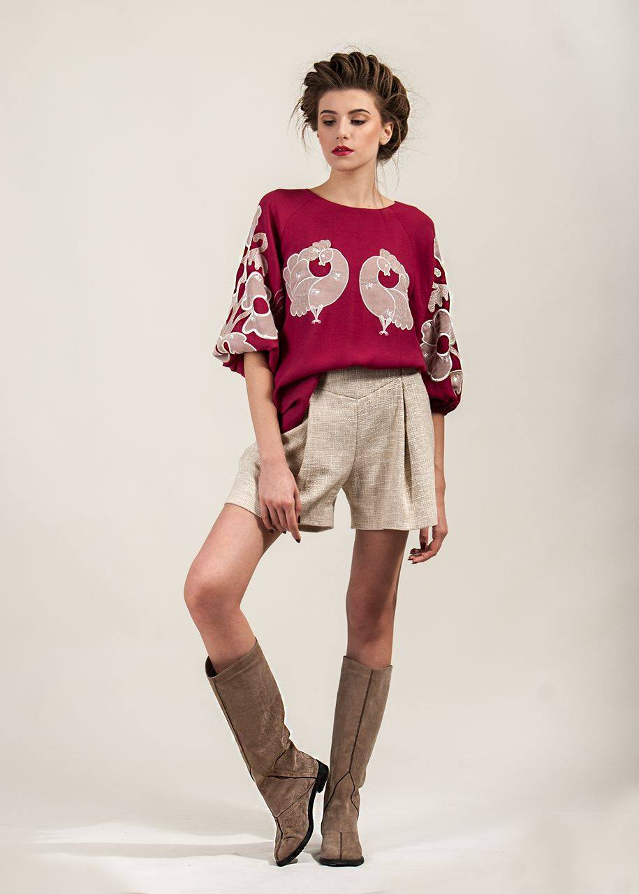 Mykytyuk Yatsentyuk Ss 2016 Lookbook Lviv Fashion Week